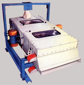 Box Type Seed Cleaner
